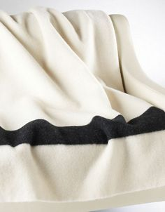 HBC Collections | Blankets | White Point Blanket | Hudson's Bay