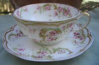 Antique Haviland Limoges China pattern...