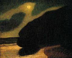 Moonlit Cove, Albert Pinkham Ryder