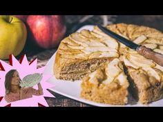 Torta di Mele All'Acqua - Senza Uova e Burro - 100% Vegan - YouTube
