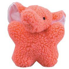 Zanies Cuddly Berber Fleece 8-Inch Babies Dog Toy, Elephant, Pink - http://www.thepuppy.org/zanies-cuddly-berber-fleece-8-inch-babies-dog-toy-elephant-pink/