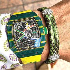 Audemars Piguet Watches, Richard Mille, Hand Watch, Luxury Watches For Men, Large Canvas, Canvas Art, Watch Bands, Quartz Watches, Mens Fashion