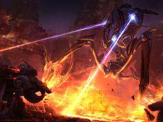 StarCraft II wallpaper 054