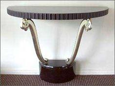 cDecor.com - High-End Art Deco Furniture at Anne Hauck and Arts Decoratifs