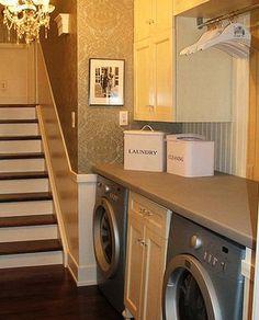 Laundry Room Storage & Decorating Ideas_18