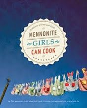 Mennonite Girls Can Cook is my inspiration to practice hospitality. Plus send the profits from the blog and cookbook sales to the Mathare valley.