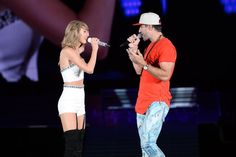 Pin for Later: Watch Taylor Swift and Sam Hunt Perform His Song in a Sweet Surprise Performance