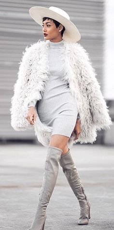 Shades Of Grey Outfit by Micah Gianneli