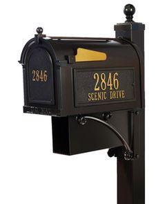 Whitehall Mailboxes Newspaper Box