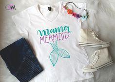 Mermaid Mom Shirt Mermama Shirt mom life shirt. Muscle Tank Mermaid Mama Mother Of Mermaids Mermaid Mom Shirt Mama Shirt Shirt Mermom Shirt Mermaid Mama Shirt Mermaid Mom Mermaid Shirt