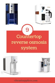 Countertop RO system is tankless that does not require installation and drilling. It is is placed on the countertop and tabletop Under Counter Water Filter, Countertop Water Filter, Sink Water Filter, Best Water Filter, Water Filter Pitcher, Water Filters, Reverse Osmosis Process, Reverse Osmosis Water System, Reverse Osmosis Water Filter