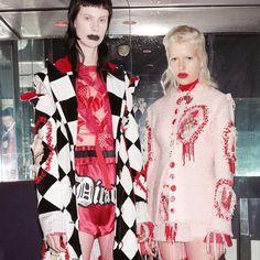 LFW   Dilara Findikoglu SS17 http://ift.tt/2cYQZC3 #WonderlandMagazine #Fashion