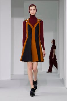 Josep Font's fall designs for the label.Delpozo