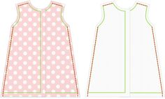 toddlers dress patterns | Free sewing tutorial and pattern toddler dress with peter pan collar