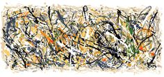 Jackson Pollock's Birthday - Courtesy of the Pollock-Krasner Foundation / ARS, NY