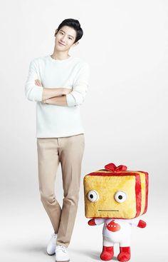 160203 EXO for Lotte Duty Free - Chanyeol