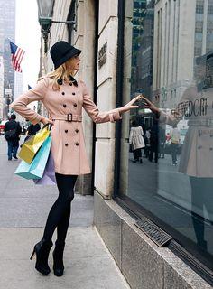 Lily Donaldson for Goelia ad campaign Autumn/Winter 2012.