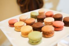 Macroons a fun way to celebrate any event!