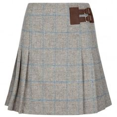Dubarry Ladies Foxglove Tweed Skirt
