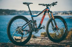 Tested: Giant Trance Advanced 27.5 1 – Flow Mountain Bike