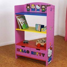 Hello Kitty Measure Me Bookcase