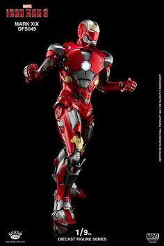 Toys, figures, collectibles & games in Malaysia All Iron Man Suits, Marvel Dc, Marvel Comics, Iron Man Fan Art, Iron Man Movie, Ironman, Iron Man Tony Stark, Man Movies, Suit Of Armor