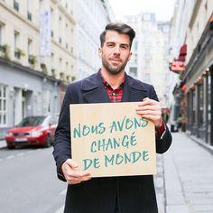 Nous avons changé de monde #Livre #TousEnLibrairie #Disponible