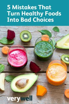 These seemingly harmless pitfalls might be ruining your diet. Healthy Gluten Free Recipes, Healthy Dessert Recipes, Healthy Tips, Healthy Snacks, Salad Recipes, Healthy Soup, Healthy Smoothies, Vegan Vegetarian, Vegetarian Recipes