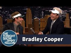 You know when you get the giggles... Bradley Cooper and Jimmy Can't Stop Laughing (Uncut Version)