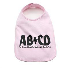 ABCD Baby Bib