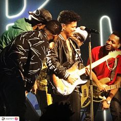 Bruno and the boys...