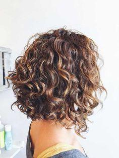 Verschiedene Längen Der Bob Frisuren Für Lockiges Haar Frisuren