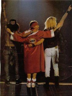 Dat ass. Guns N Roses, Rock N Roll, Appetite For Destruction, Love Gun, Axl Rose, Best Albums, Rock Legends, The Duff, My Favorite Music