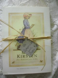 Vintage American Girl Books by jjones1128 on Etsy, $6.00