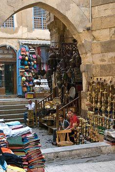 Viaggio Egitto, Khan El Khalili http://www.italiano.maydoumtravel.com/Tour-ed-Escursioni-Cairo/6/1/114