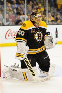 Tuukka Rask - Boston Bruins goalie