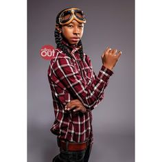 Ray Ray from Mindless Behavior- exclusive photos ❤ liked on Polyvore