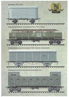 Блиндированные вагоны