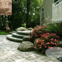 Eclectic Home Patio Paver Design, Pictures, Remodel, Decor and Ideas - page 3