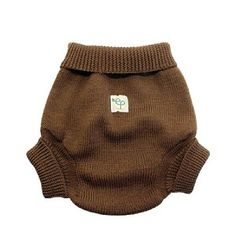 EcoPosh Wool Diaper Cover...I want to try one of these