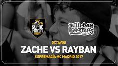 Rayban vs Zache (Octavos) - Supremacía Mc 2017 Madrid. España -   - http://batallasderap.net/rayban-vs-zache-octavos-supremacia-mc-2017-madrid-espana/  #rap #hiphop #freestyle