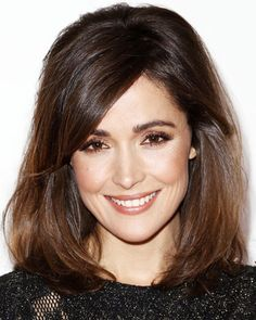 Hairstyles That Never Go Out of Style: Rose Byrne's Long Bob