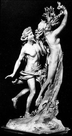 Apolo y Dafne, Barroco 1622-1625. Gian Lorenzo Bernini, Nàpoles 1598 - Roma 1680