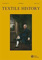 WETENSCHAP - Textile History