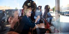A new Hillary Clinton is emerging on the campaign trail #HillaryClinton, #Campaign, #Politics