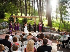 Pines at Genesee Golden Colorado Wedding Venues 1