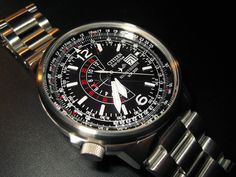 2015 Citizen NightHawk Watches