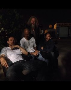 Today, sept. 3, eight years ago, Sons Of Anarchy began