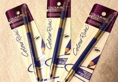 Loreal Paris Colour Riche Eyeliner Pencil 3 Pk Cobalt Bleu 920 Wood Brand New #LOralParis