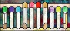 Phlebotomy Stained Glass Pattern